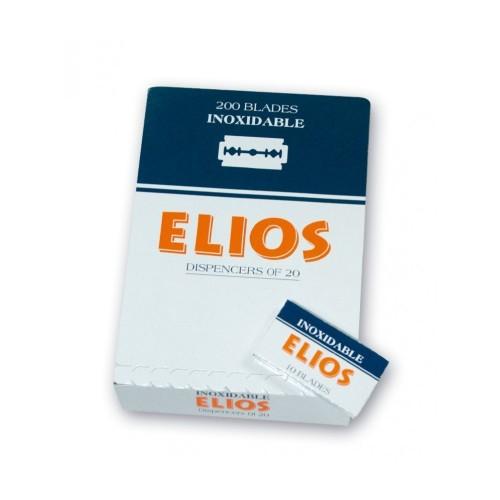 ELIOS CAJA 200 CUCHILLAS AFEITADO