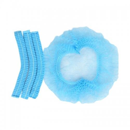 GORRO ACORDEON 100uds TST Azul